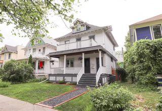 Photo 1: 192 Canora Street in Winnipeg: Wolseley Residential for sale (5B)  : MLS®# 202118276