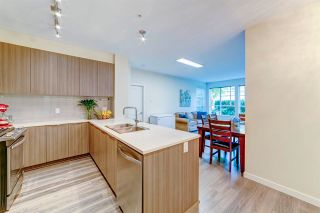 """Photo 6: 102 1152 WINDSOR Mews in Coquitlam: New Horizons Condo for sale in """"Parker House East by Polygon"""" : MLS®# R2584631"""