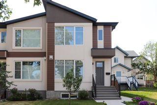 Photo 3: 9248 90 Street in Edmonton: Zone 18 House Half Duplex for sale : MLS®# E4252934