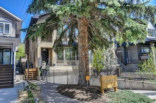 Photo 1: 2724 7 Avenue NW in Calgary: West Hillhurst Semi Detached for sale : MLS®# A1052629