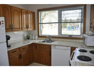 Photo 7: 410 Ainslie Street in WINNIPEG: St James Residential for sale (West Winnipeg)  : MLS®# 1410812
