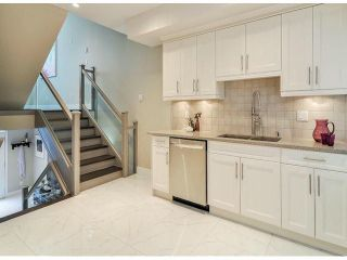 """Photo 8: 1810 E PENDER Street in Vancouver: Hastings Townhouse for sale in """"AZALEA HOMES"""" (Vancouver East)  : MLS®# V1051694"""