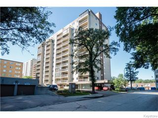 Photo 20: 246 Roslyn Road in WINNIPEG: Fort Rouge / Crescentwood / Riverview Condominium for sale (South Winnipeg)  : MLS®# 1600383