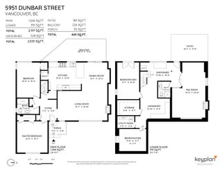 Photo 17: 5951 DUNBAR Street in Vancouver: Southlands House for sale (Vancouver West)  : MLS®# R2611328