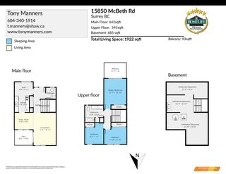 Photo 30: 15850 MCBETH ROAD, Surrey, BC, V4A 5X3, For Sale, Townhouse, Tony Manners