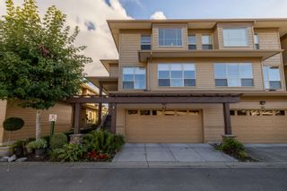 """Main Photo: 47 16655 64 Avenue in Surrey: Cloverdale BC Townhouse for sale in """"Ridgewoods"""" (Cloverdale)  : MLS®# R2620444"""
