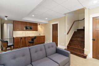 Photo 34: 10654 65 Avenue in Edmonton: Zone 15 House Half Duplex for sale : MLS®# E4266284