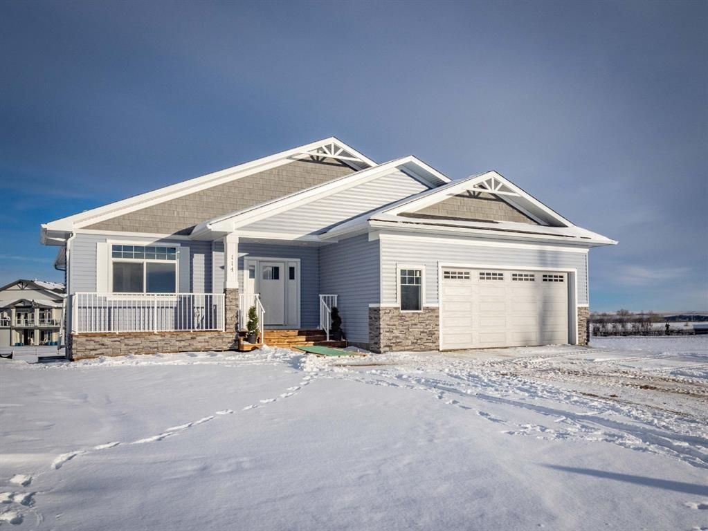 Main Photo: 114 Speargrass Close: Carseland Detached for sale : MLS®# A1071222