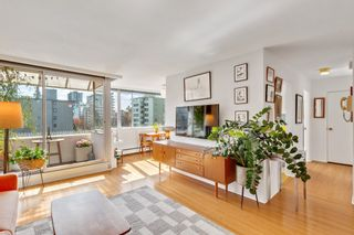 """Photo 6: 703 1315 CARDERO Street in Vancouver: West End VW Condo for sale in """"DIANNE COURT"""" (Vancouver West)  : MLS®# R2562868"""