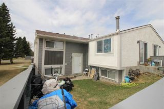 Photo 1: 555 WILLOW Court in Edmonton: Zone 20 Townhouse for sale : MLS®# E4241016