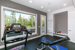 Photo 43: 3 3466 KESWICK Boulevard in Edmonton: Zone 56 Condo for sale : MLS®# E4214206