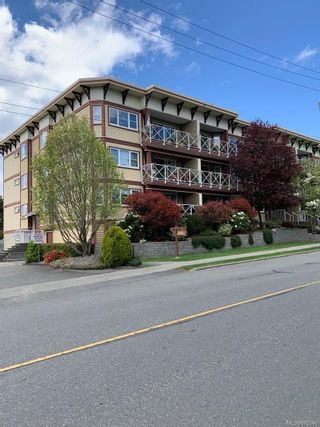 Main Photo: 407 481 Kennedy St in : Na Old City Condo for sale (Nanaimo)  : MLS®# 875346
