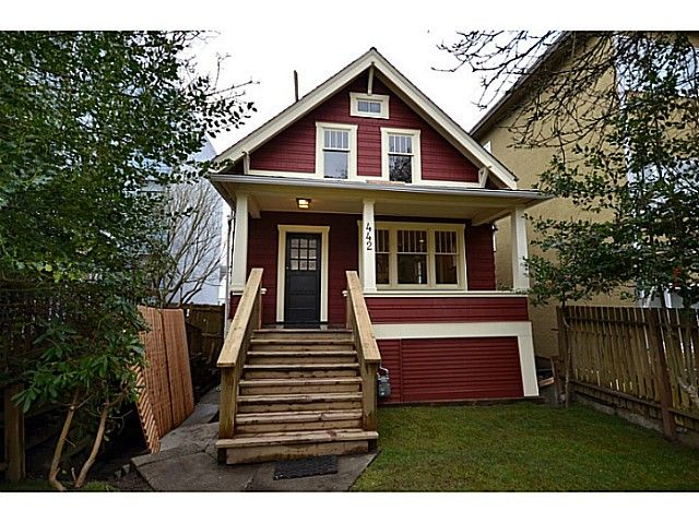 Main Photo: 442 E 15TH Avenue in Vancouver: Mount Pleasant VE House for sale (Vancouver East)  : MLS®# V1075242