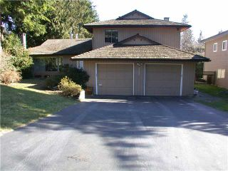 "Photo 1: 2735 BYRON RD in North Vancouver: Blueridge NV House for sale in ""Blueridge"" : MLS®# V871363"