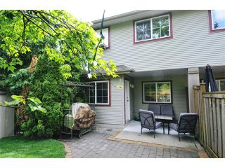 Photo 8: # 42 11229 232ND ST in Maple Ridge: East Central Townhouse for sale : MLS®# V1009171