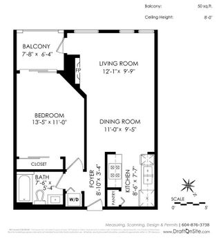 """Photo 20: W409 488 KINGSWAY Avenue in Vancouver: Mount Pleasant VE Condo for sale in """"HARVARD PLACE"""" (Vancouver East)  : MLS®# R2304937"""