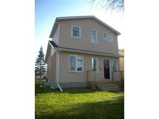 Photo 1: 110 PILGRIM Avenue in WINNIPEG: St Vital Residential for sale (South East Winnipeg)  : MLS®# 1020150