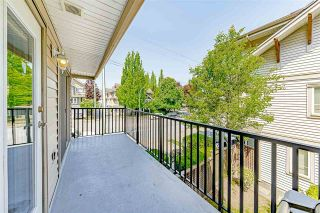 """Photo 34: 9 5388 201A Street in Langley: Langley City Townhouse for sale in """"The Courtyard"""" : MLS®# R2581749"""