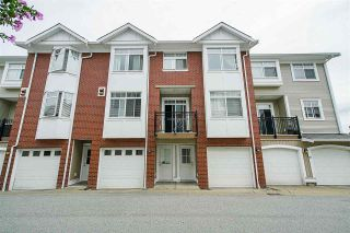 "Photo 1: 61 19551 66 Avenue in Surrey: Clayton Townhouse for sale in ""Manhattan Skye"" (Cloverdale)  : MLS®# R2289641"