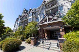 "Photo 2: 307 17769 57 Avenue in Surrey: Cloverdale BC Condo for sale in ""Cloverdowns Estate"" (Cloverdale)  : MLS®# R2584100"