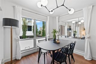"""Photo 4: 403 985 W 10TH Avenue in Vancouver: Fairview VW Condo for sale in """"Monte Carlo"""" (Vancouver West)  : MLS®# R2604376"""