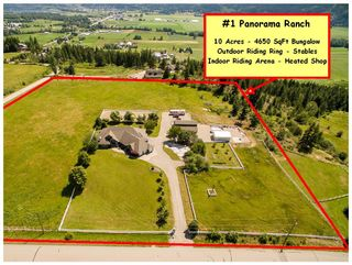 Photo 1: 1 6500 Southwest 15 Avenue in Salmon Arm: Panorama Ranch House for sale (SW Salmon Arm)  : MLS®# 10134549