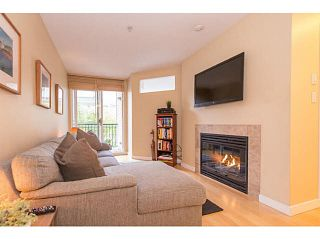 """Photo 4: 206 3278 HEATHER Street in Vancouver: Cambie Condo for sale in """"The Heatherstone"""" (Vancouver West)  : MLS®# V1121190"""