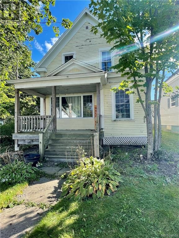 Main Photo: 16 Victoria Street in St. Stephen: House for sale : MLS®# NB061897