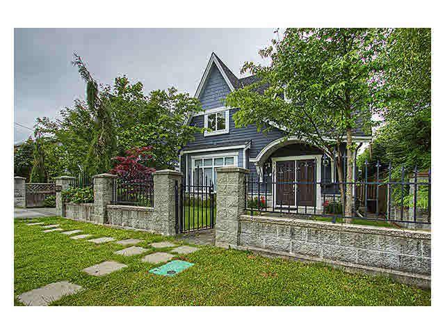 Main Photo: 9339 General Currie Rd, in Richmond: McLennan North 1/2 Duplex for sale : MLS®# V955769