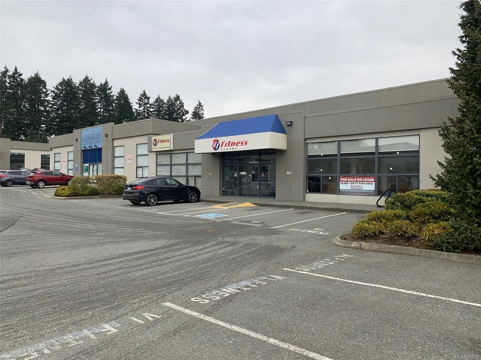 Main Photo: 201 4300 WELLINGTON Rd in : Na North Nanaimo Mixed Use for lease (Nanaimo)  : MLS®# 870002