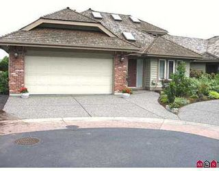 Photo 1: 6 2300 148 Street in Heather Lane: Home for sale : MLS®# F2717052