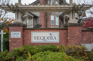 """Photo 3: 19 14838 61 Avenue in Surrey: Sullivan Station Townhouse for sale in """"Sequoia"""" : MLS®# R2322318"""