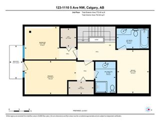 Photo 49: 123 1110 5 Avenue NW in Calgary: Hillhurst Apartment for sale : MLS®# A1130568