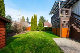 Photo 35: 3339 OSBORNE Street in Port Coquitlam: Woodland Acres PQ House for sale : MLS®# R2554686