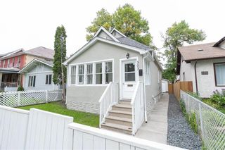 Photo 1: 303 Manitoba Avenue in Winnipeg: North End Residential for sale (4A)  : MLS®# 202122033