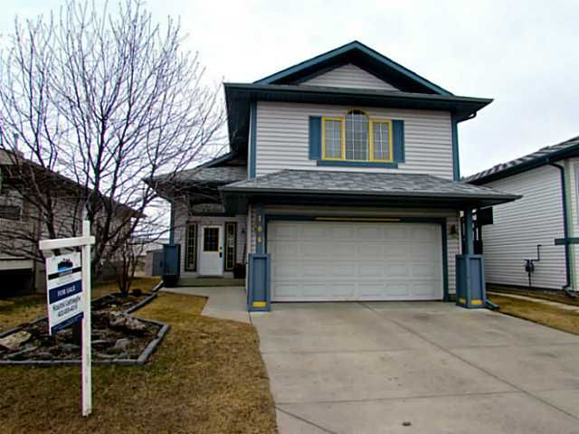 Main Photo: 106 CREEK GARDENS Place NW: Airdrie Residential Detached Single Family for sale : MLS®# C3606382