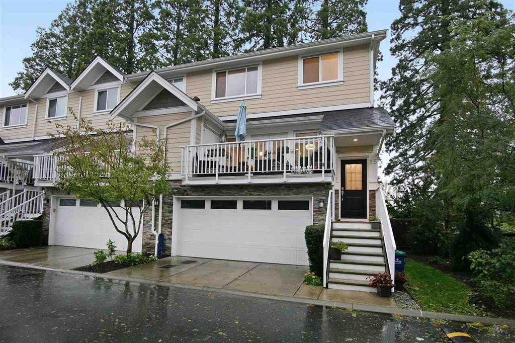 Main Photo: 15 9584 216 STREET in : Walnut Grove Townhouse for sale : MLS®# R2117042