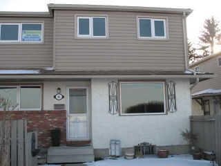 Photo 14: 68S 203 LYNNVIEW Road SE in CALGARY: Lynnwood Riverglen Townhouse for sale (Calgary)  : MLS®# C3510152