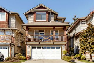"Photo 1: 38 2287 ARGUE Street in Port Coquitlam: Citadel PQ Townhouse for sale in ""THE PIER"" : MLS®# R2350006"