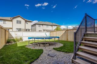 Photo 19: 2345 Baywater Crescent SW: Airdrie Semi Detached for sale : MLS®# A1147573