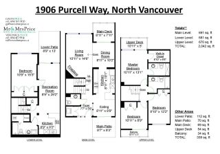 "Photo 20: 1906 PURCELL Way in North Vancouver: Lynnmour Townhouse for sale in ""Purcell Woods"" : MLS®# R2050358"