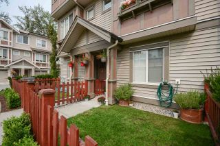 """Photo 2: 72 10151 240 Street in Maple Ridge: Albion Townhouse for sale in """"ALBION STATION"""" : MLS®# R2297132"""