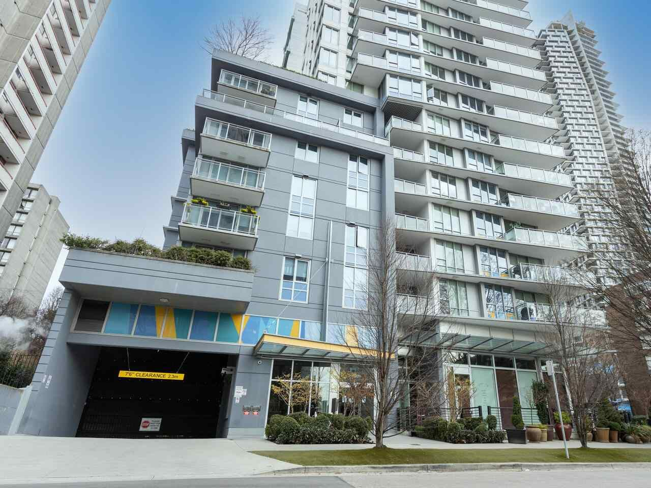 "Main Photo: 1006 1009 HARWOOD Street in Vancouver: West End VW Condo for sale in ""The Modern"" (Vancouver West)  : MLS®# R2546886"