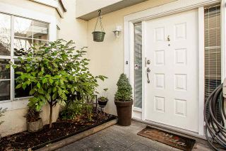 """Photo 1: 8469 PORTSIDE Court in Vancouver: South Marine Townhouse for sale in """"Riverside Terrace"""" (Vancouver East)  : MLS®# R2543365"""
