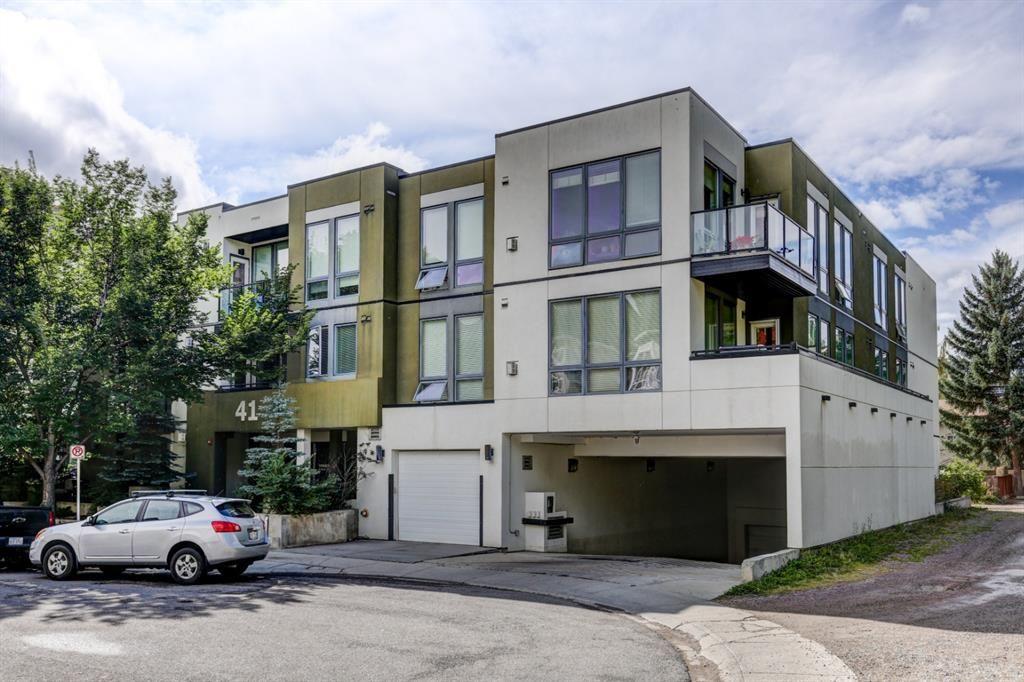 Main Photo: 101 41 6A Street NE in Calgary: Bridgeland/Riverside Apartment for sale : MLS®# A1146487