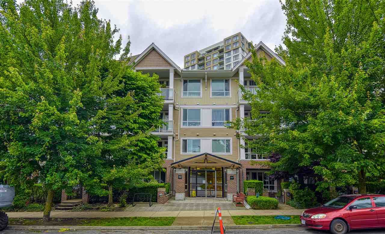 Main Photo: 414 3651 FOSTER Avenue in Vancouver: Collingwood VE Condo for sale (Vancouver East)  : MLS®# R2492168