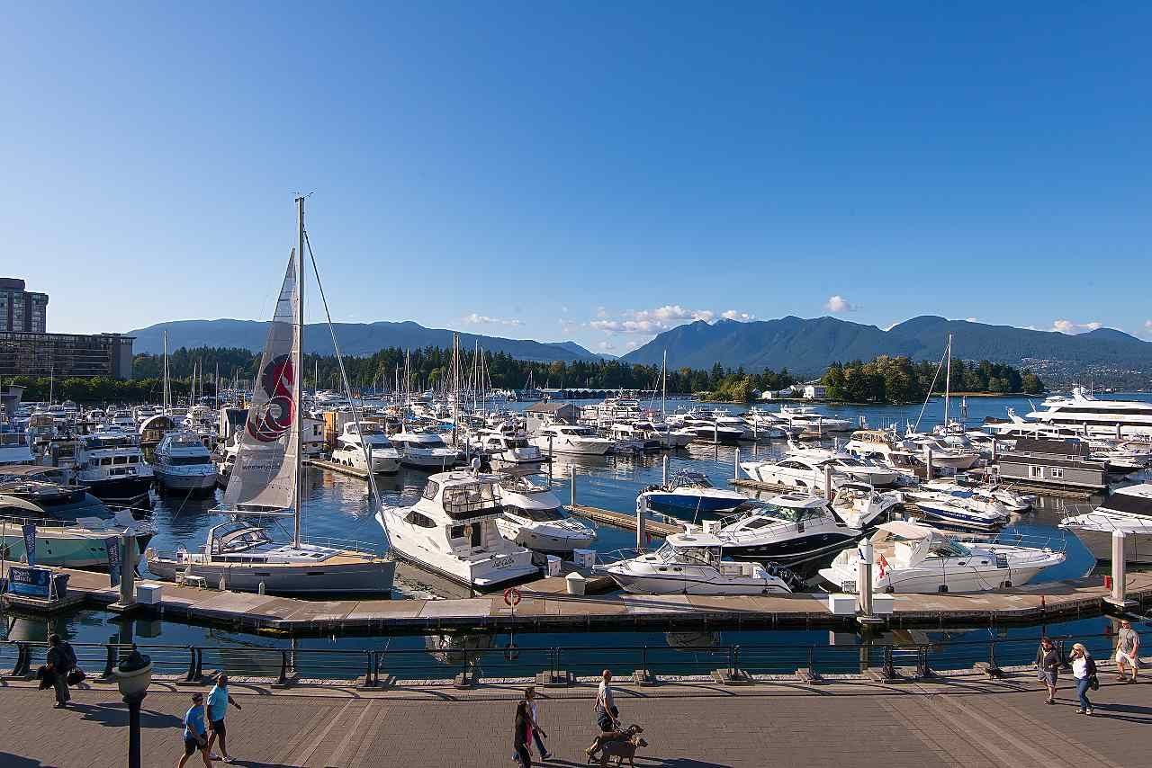 Main Photo: 5305 1151 W GEORGIA Street in Vancouver: Coal Harbour Condo for sale (Vancouver West)  : MLS®# R2445030