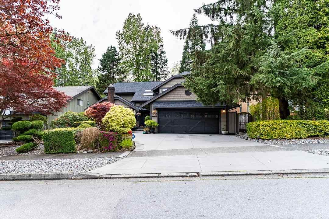 Main Photo: 7919 WOODHURST DRIVE in Burnaby: Forest Hills BN House for sale (Burnaby North)  : MLS®# R2578311