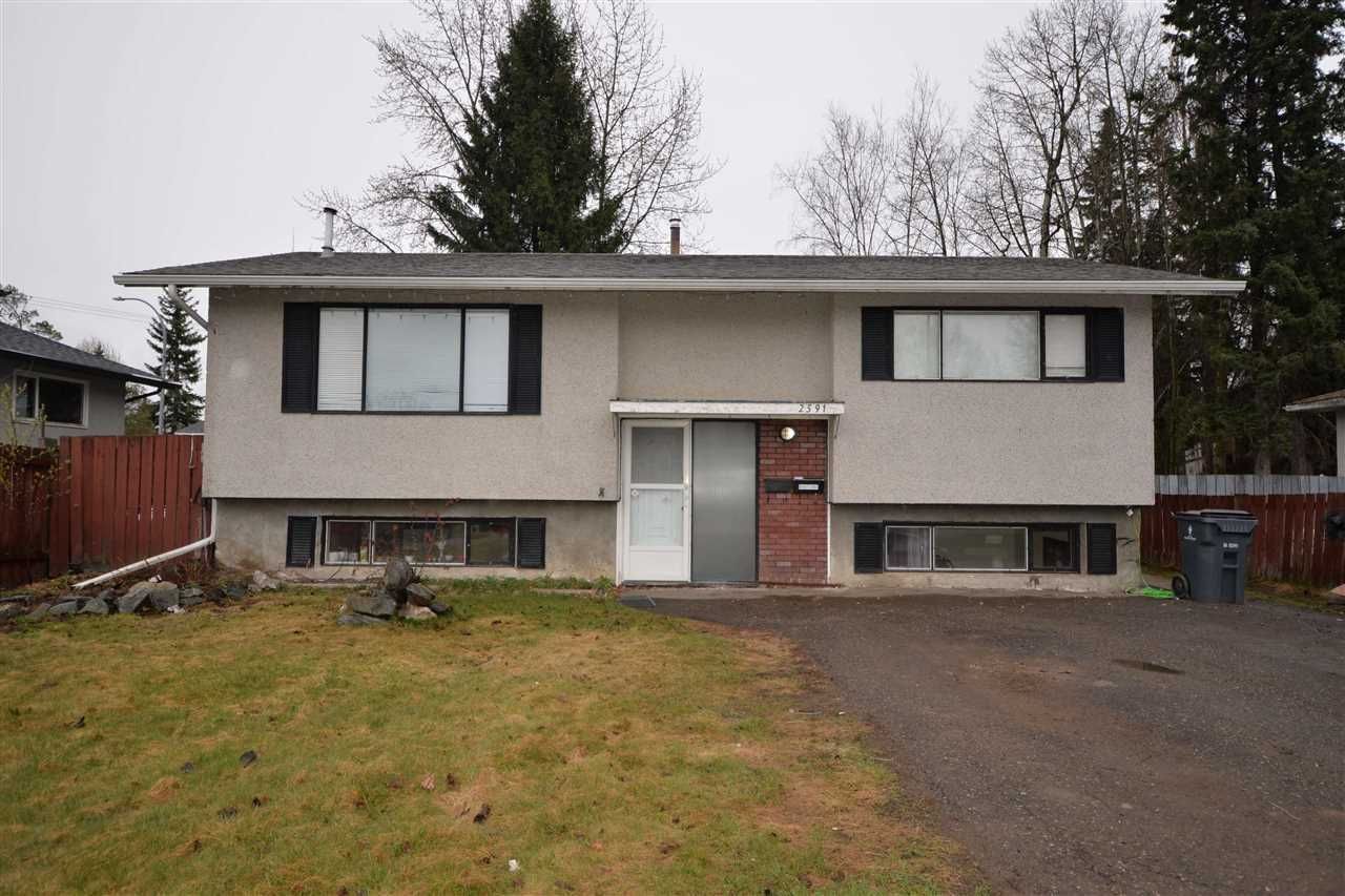 """Main Photo: 2591 LORNE Crescent in Prince George: Westwood House for sale in """"Westwood"""" (PG City West (Zone 71))  : MLS®# R2573613"""
