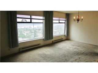 """Photo 3: 1702 615 BELMONT Street in New Westminster: Uptown NW Condo for sale in """"BELMONT TOWERS"""" : MLS®# V1069402"""